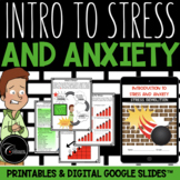 Introduction To Stress and Anxiety / Managing Stress / Dig
