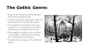 Introduction To The Gothic