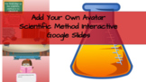 Introduction To The Scientific Method Add Your Own Avatar