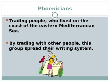 Introduction Vocabulary Power Point for Ancient and Classical Greece