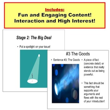 Introduction : Writing PowerPoint
