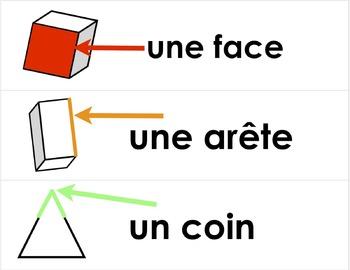 Introduction a la géometrie des formes 3D