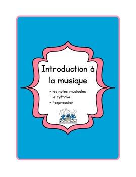 Introduction à la musique : le rythme, les notes musicales