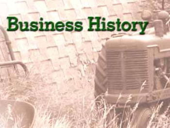 Introduction and History of Business