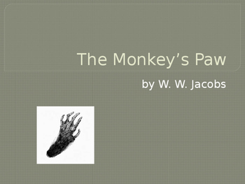 Introduction for The Monkey's Paw