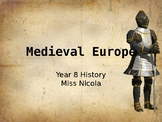 Introduction into the Middle Ages.