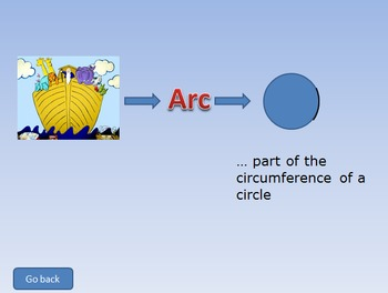 Introduction lesson to circle theorems