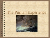 Introduction of Puritan Culture and Writing in the New World