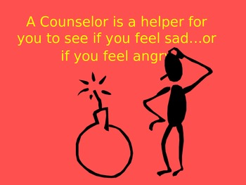 Introduction of School Counsellor-- meet the Counsellor