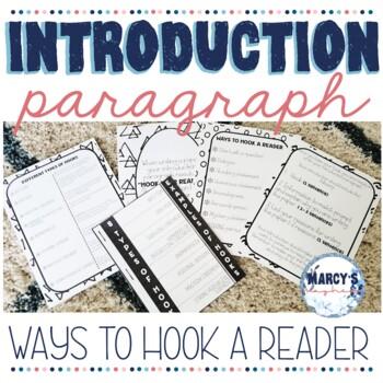 Introduction paragaph 4th grade and 5th grade