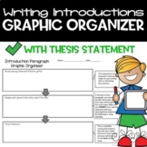 Writing an Introduction with Thesis Statement
