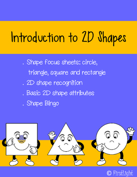 Introduction to 2D Shapes