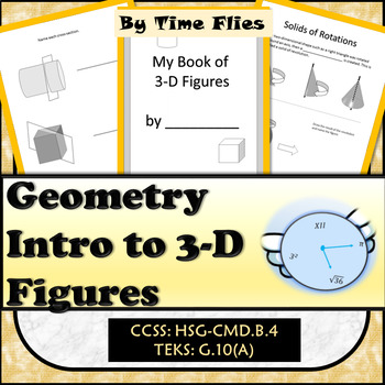 Introduction to 3-D Figures