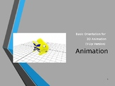 Introduction to 3D Animation - 3D Space