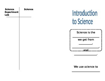 Introduction to 5th Grade Science