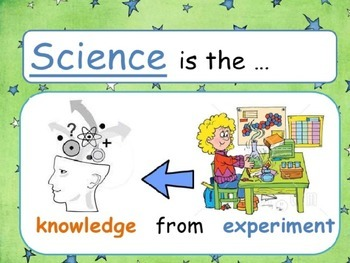 Introduction to 5th Grade Science PPT