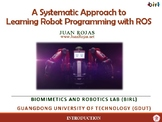 01. Introduction to A Systematic Approach to Learning Robo