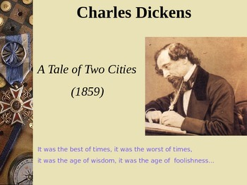 Introduction to A Tale of Two Cities
