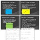Introduction to Acceleration PowerPoint with Student Note Sheets