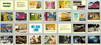 Media Literacy: Introduction to Ad Campaigns