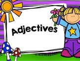 Introduction to Adjectives