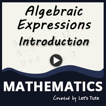 Algebra for Beginners