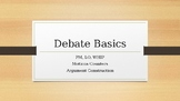 Introduction to All-Asians (Three Man Debate) Format
