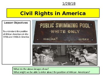 Introduction to American Civil Rights