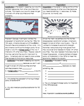 Introduction to American Imperialism