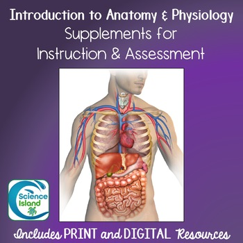 Introduction To Anatomy Physiology Supplements For Instruction And Assessment