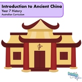 Introduction to Ancient China