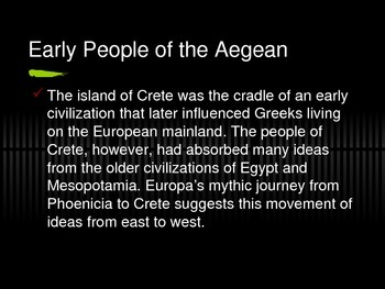 Introduction to Ancient Greece PowerPoint