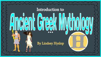 Introduction to Ancient Greek Mythology Presentation