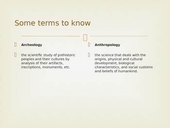 Introduction to Ancient World History: Civilizations