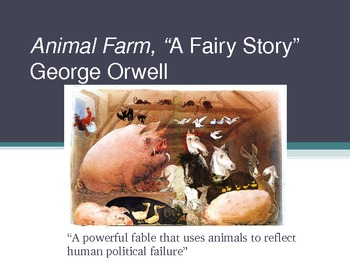 Introduction to Animal Farm: Historical Context