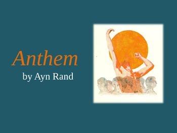 "Introduction to ""Anthem"" - Short Presentation"