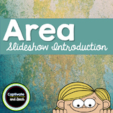 Introduction to Area Using Grid / Square Units- Math Mini-lesson