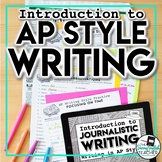 Introduction to Associated Press (AP) Style Writing