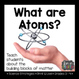 Introduction to Atoms Lesson and Article