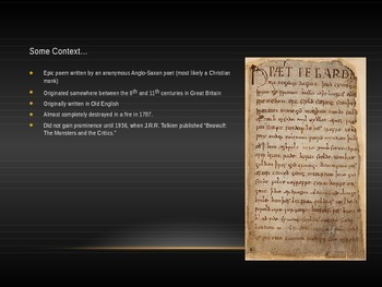 Introduction to Beowulf Powerpoint