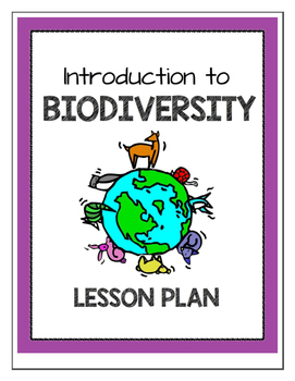 Introduction to Biodiversity Lesson Plan
