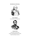 Introduction to Biographies