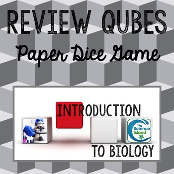 Introduction to Biology Review Qubes