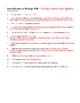 Introduction to Biology Scientific Method Homework