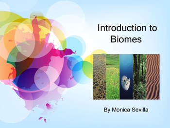 Introduction to Biomes eBook