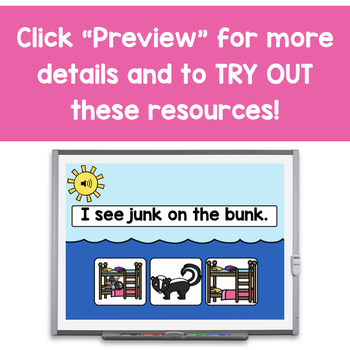 Introduction to Blends - Digital Phonics Activities | BOOM Cards™