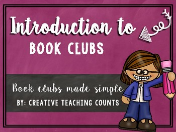 Introduction to Book Clubs