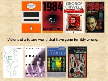 Introduction to Brave New World (Historical Context and Anticipation Guide)