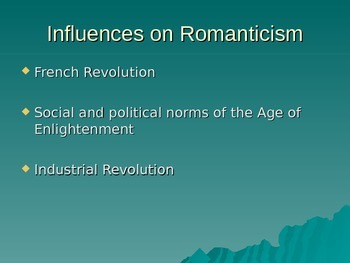 Introduction to British Romanticism PPT