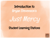 Introduction to Bryan Stevenson's, Just Mercy: Learning St